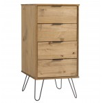 Augusta 4 Drawer Narrow Chest