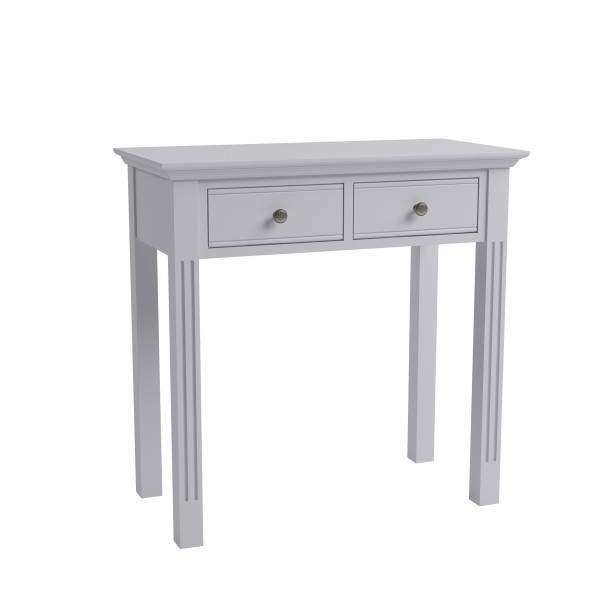 Brighton Painted Grey Dressing Table