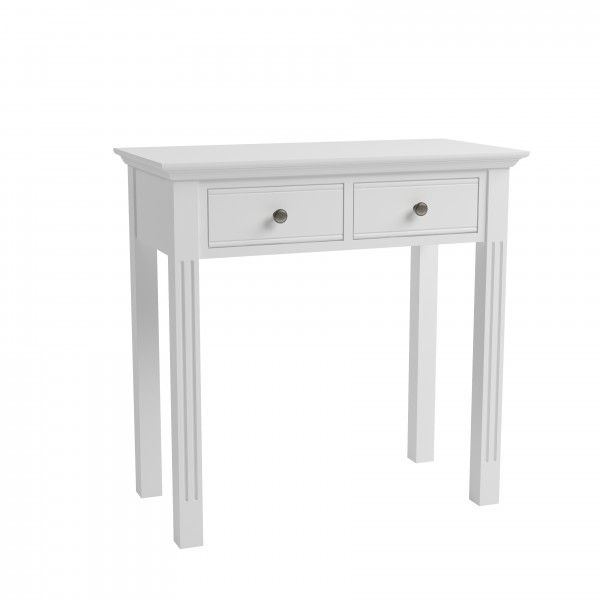 Brighton Painted White Dressing Table