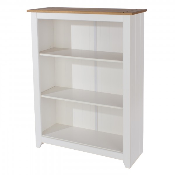 Capri Small Bookcase