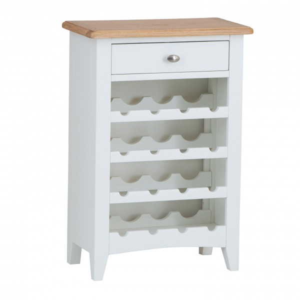 Goodwood Painted Wine Cabinet