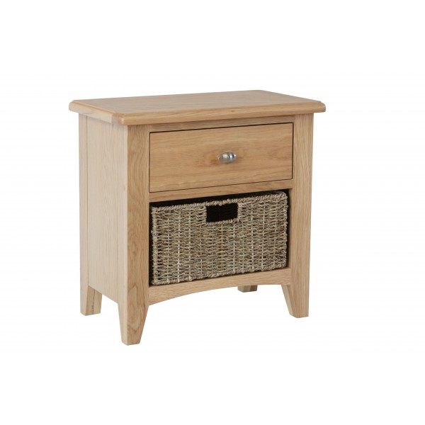 Goodwood 1 Basket Hall Cabinet