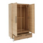 Ashington 2 Door Wardrobe