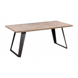 Balcombe Fixed Top Dining Table
