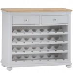 Madehurst Painted Wine Cabinet