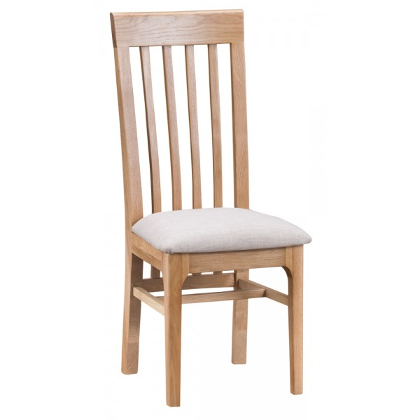 Nutbourne Slat Back Dining Chairs (Set of 2)