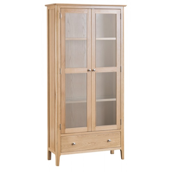 Nutbourne Display Cabinet