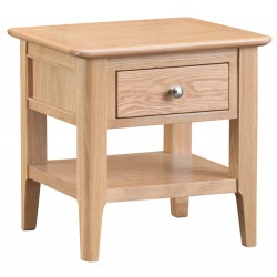 Nutbourne Lamp Table