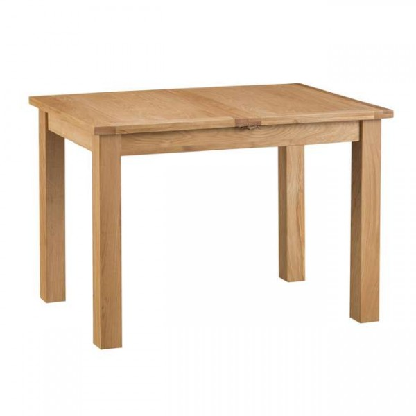 Arundel Rustic Small Extending Dining Table