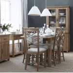 Arundel Cross Back Dining Chairs (Set of 2)