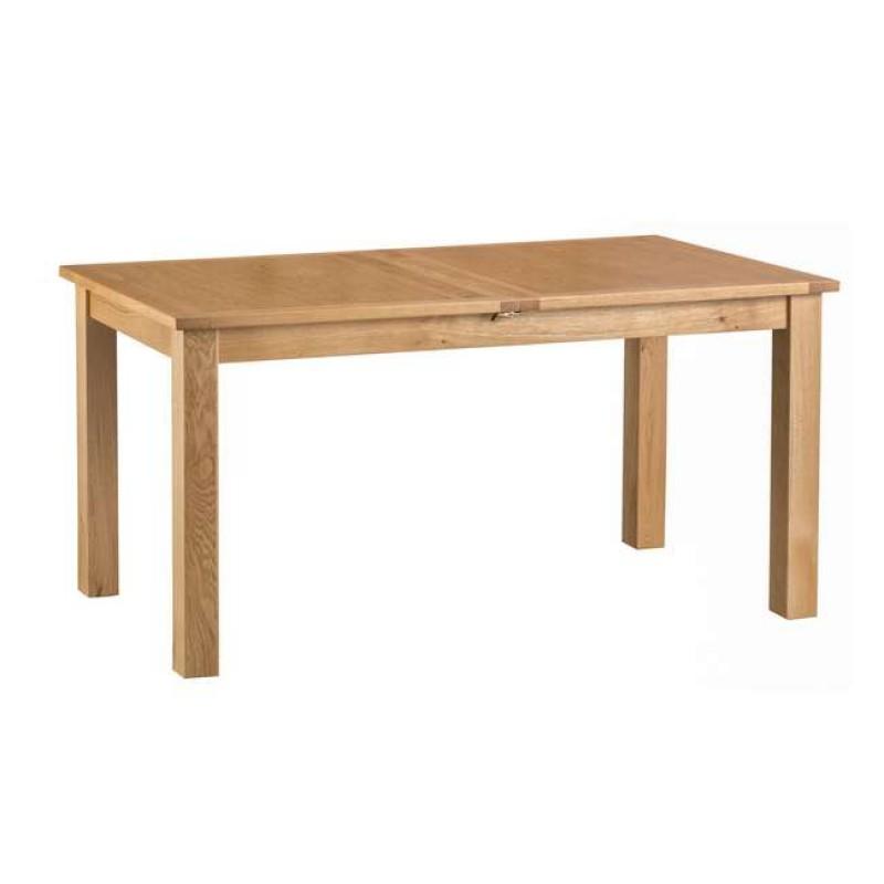 arundel oak large extending dining table sussex. Black Bedroom Furniture Sets. Home Design Ideas