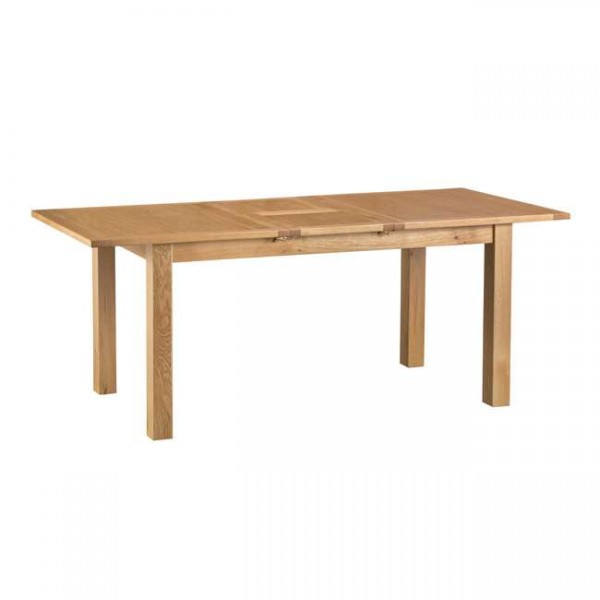 Arundel Rustic Large Extending Dining Table