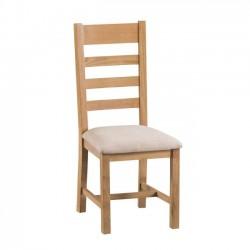 Oldbury Ladder Back Dining Chairs (Set of 2)