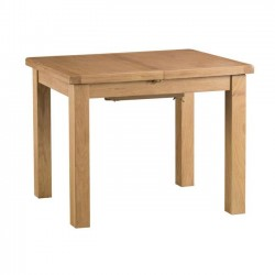 Oldbury Rustic Small Extending Dining Table