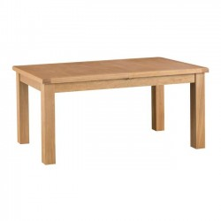 Oldbury Rustic Large Extending Dining Table