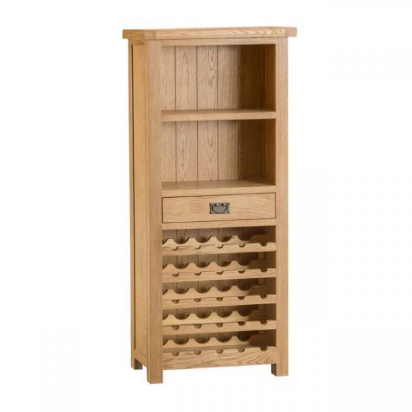 Oldbury Rustic Wine Cabinet