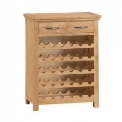 Arundel Rustic Wine Cabinet