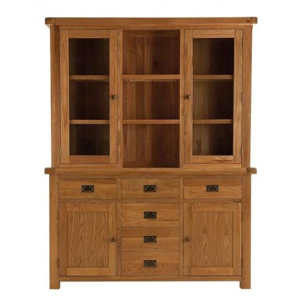 Oldbury Rustic Large Dresser