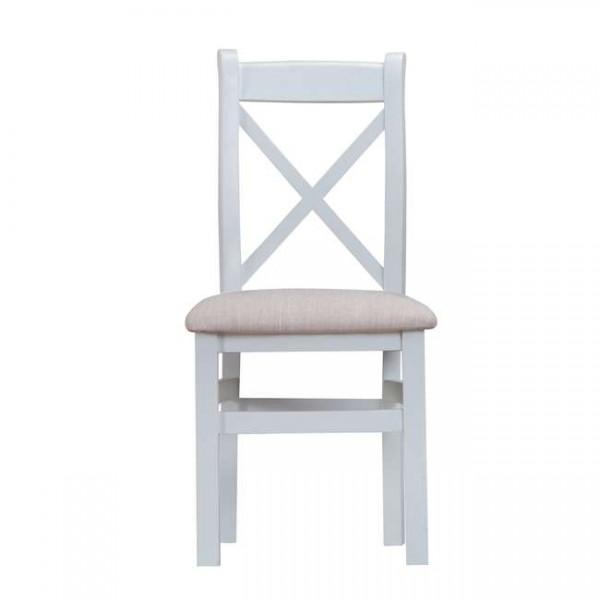 Tangmere Cross Back Dining Chairs (Set of 2)