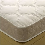 Iris 12.5G Firm Open Coil Spring Mattress