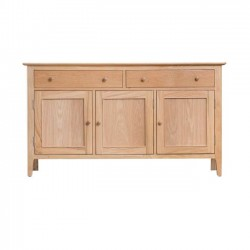 Nutbourne 3 Door Sideboard