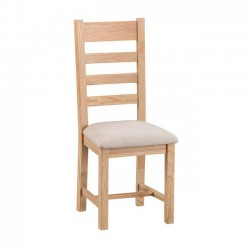 Arundel Country Ladder Back Dining Chairs (Set of 2)