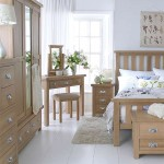 Oldbury Country Narrow Bedside Chest of Drawers