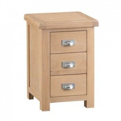Oldbury Country Bedside Chest of Drawers