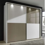 Berlin Sliding Wardrobe 2 Door 200cm