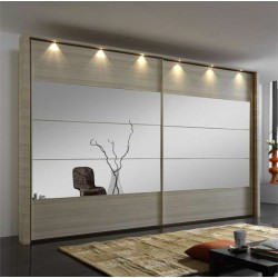 Hollywood 4 Sliding Wardrobe 200cm