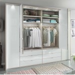 Kansas Wardrobe Bi-Fold Door 200cm
